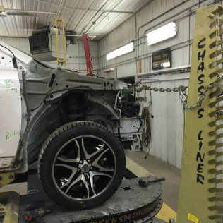 collision repair vicksburg mi